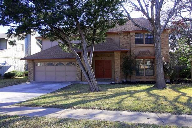 410 Cluck Creek Trl, Cedar Park, TX - USA (photo 1)