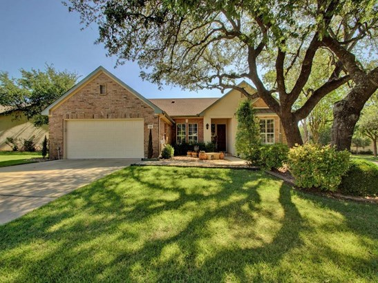 100 Cattle Trail Way, Georgetown, TX - USA (photo 1)