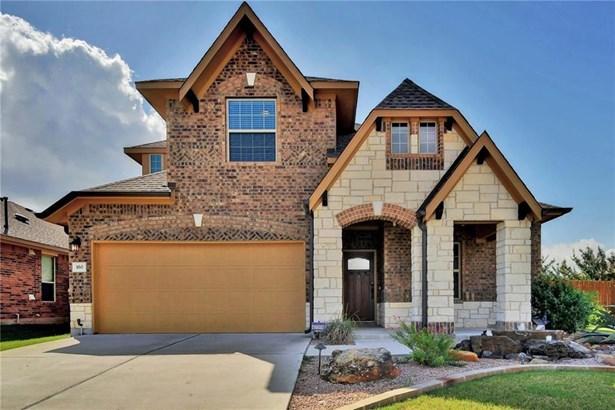 160 Silkstone St, Hutto, TX - USA (photo 1)
