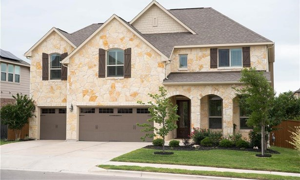 4574 Miraval Loop, Round Rock, TX - USA (photo 1)