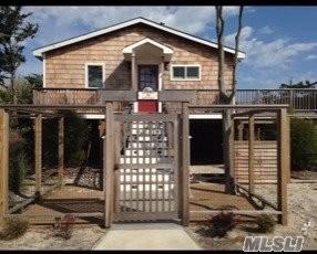 Single Family Residence, 2 Story - Ocean Beach, NY