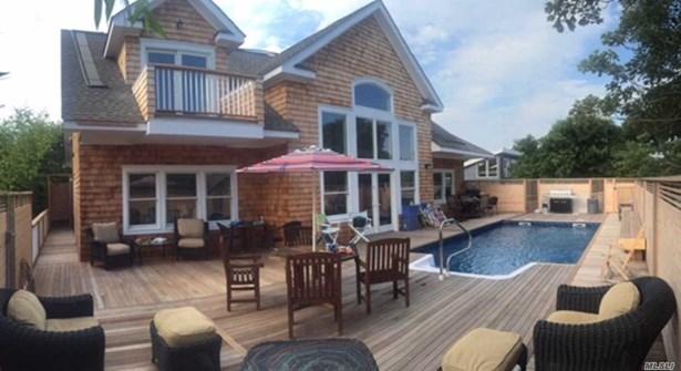 Single Family Residence, Contemporary - Ocean Beach, NY