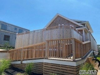 Single Family Residence, Contemporary - Ocean Beach, NY