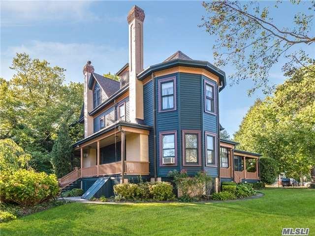 Residential, Victorian - Babylon, NY (photo 1)