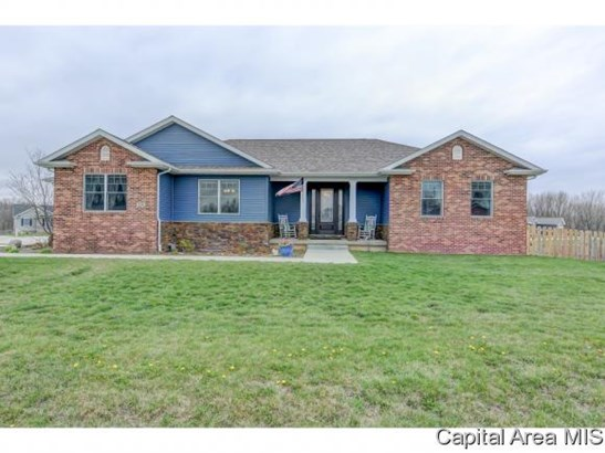Ranch,1 Story, Residential,Single Family Residence - Mechanicsburg, IL (photo 1)