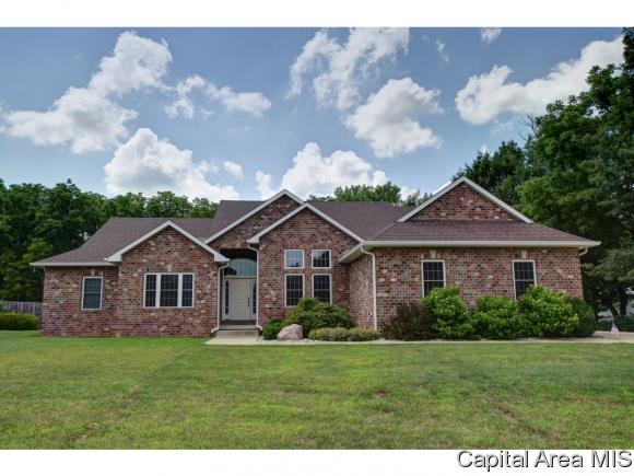 1 Story, Residential,Single Family Residence - Sherman, IL