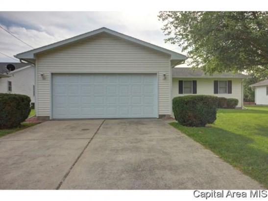 1 Story, Residential,Single Family Residence - Edinburg, IL