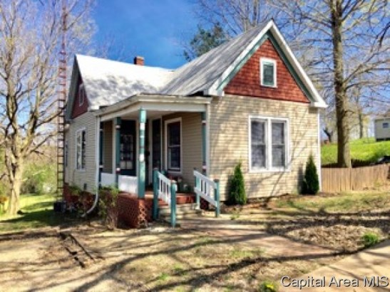 Cape Cod,1 Story, Residential,Single Family Residence - Petersburg, IL (photo 1)