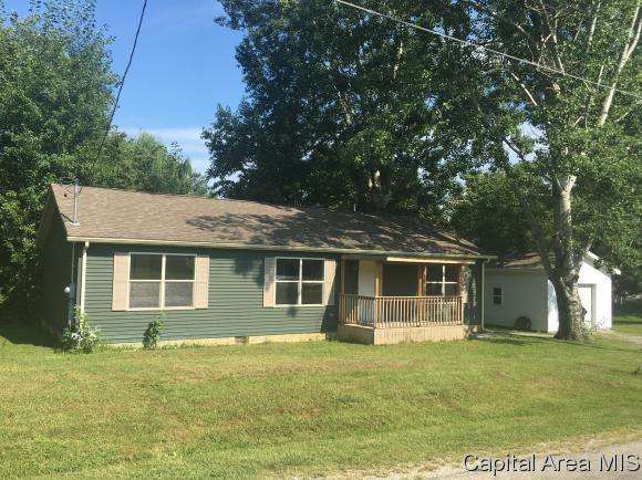 Residential,Single Family Residence, Modular,1 Story - Edinburg, IL