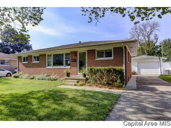Ranch, Residential,Single Family Residence - Springfield, IL (photo 2)