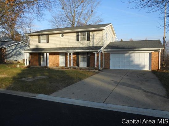 Residential,Single Family Residence, 2 Story - Springfield, IL (photo 2)