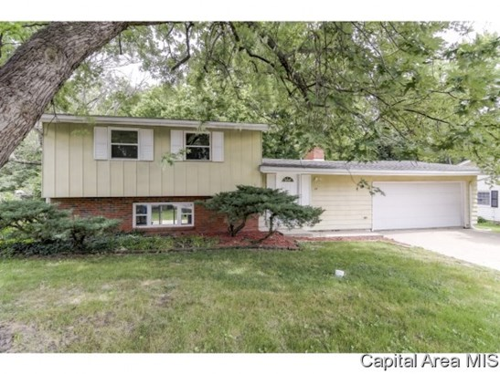 Tri-Level, Residential,Single Family Residence - Springfield, IL (photo 1)