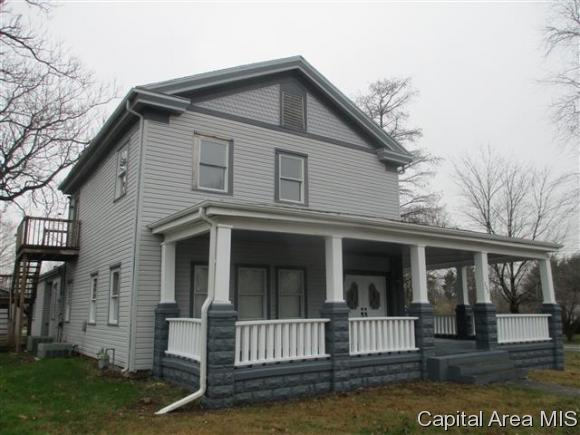 Residential,Single Family Residence, 2 Story - Winchester, IL (photo 1)