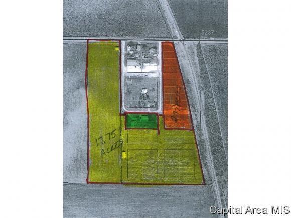 Crops,Pasture - Girard, IL (photo 1)