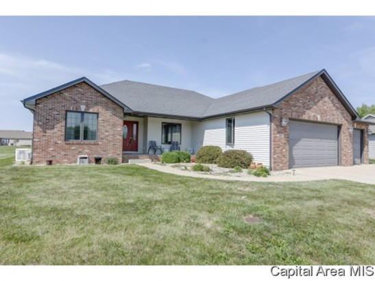 Ranch, Residential,Single Family Residence - Athens, IL