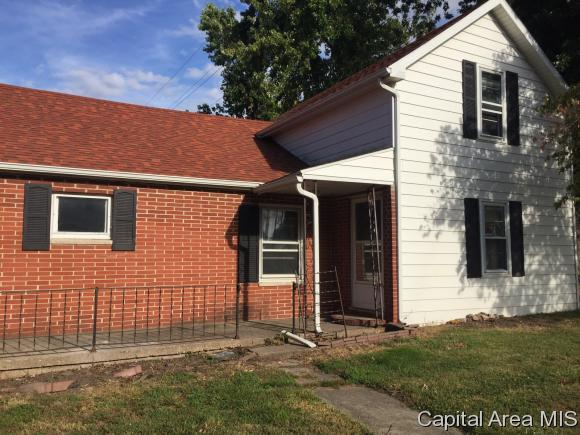 1.5 Story, Residential,Single Family Residence - Riverton, IL (photo 1)