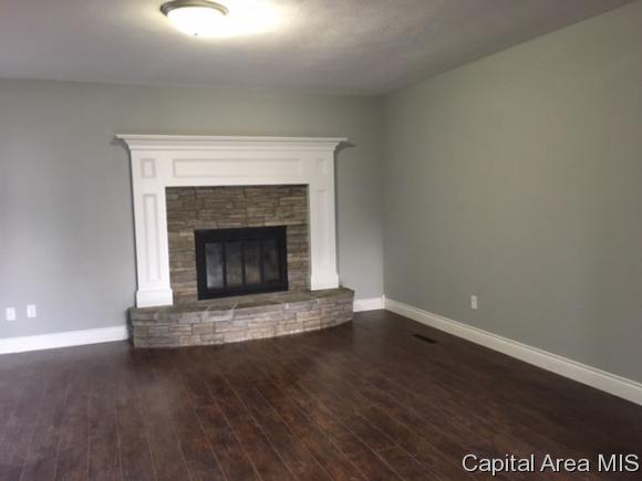 Ranch,1 Story, Residential,Single Family Residence - Girard, IL (photo 3)