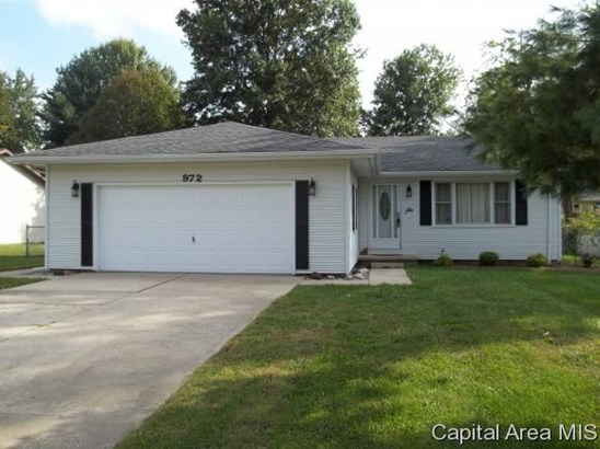 Ranch, Residential,Single Family Residence - Riverton, IL