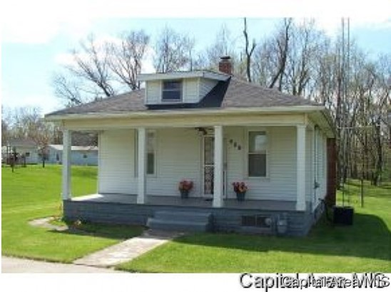 Bungalow, Residential,Single Family Residence - Thayer, IL (photo 1)
