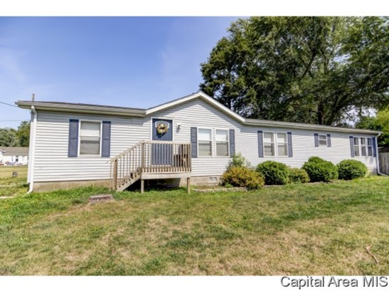 1 Story,Manufactured, Residential,Single Family Residence - Spaulding, IL (photo 1)