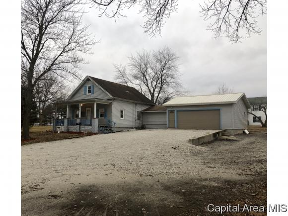 1.5 Story, Residential,Single Family Residence - Waverly, IL (photo 1)