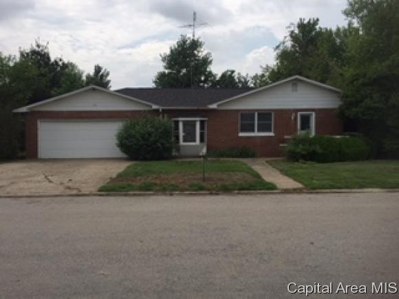 Ranch,1 Story, Residential,Single Family Residence - Farmersville, IL (photo 1)