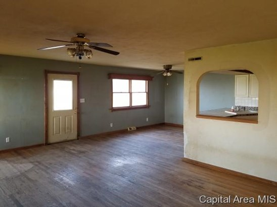Ranch,1 Story, Residential,Single Family Residence - Farmersville, IL (photo 4)