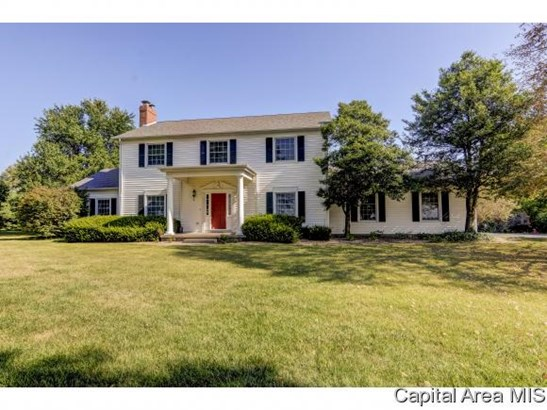 Residential,Single Family Residence, 2 Story,Colonial - Jacksonville, IL (photo 1)