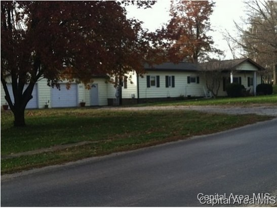 1 Story,Manufactured, Residential,Single Family Residence - Tallula, IL (photo 1)