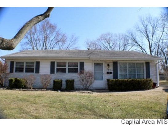 Ranch,1 Story, Residential,Single Family Residence - Springfield, IL (photo 1)