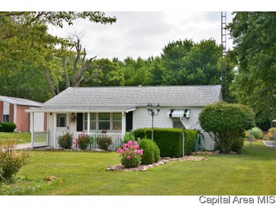 1 Story, Residential,Single Family Residence - Pleasant Plains, IL (photo 1)