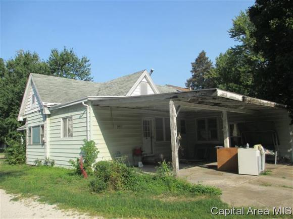 Bungalow, Residential,Single Family Residence - Jacksonville, IL (photo 2)