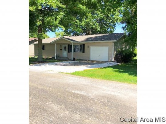 Ranch,1 Story, Residential,Single Family Residence - Waverly, IL
