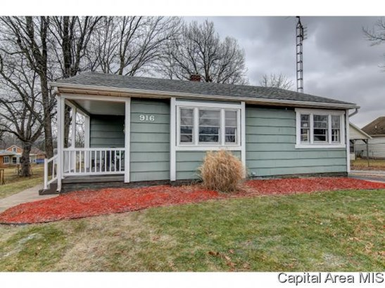 1 Story, Residential,Single Family Residence - Riverton, IL (photo 1)