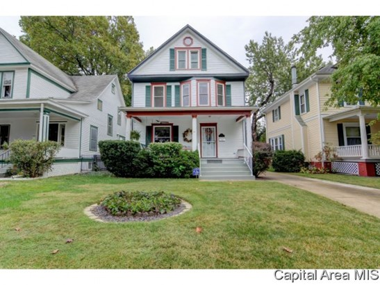 2 Story,3+ Stories, Residential,Single Family Residence - Springfield, IL (photo 1)