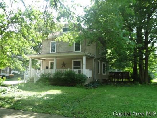 Residential,Single Family Residence, 2 Story - Auburn, IL (photo 1)