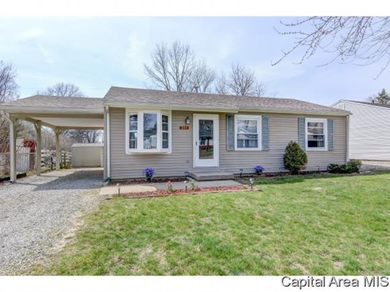 Ranch,1 Story, Residential,Single Family Residence - Rochester, IL