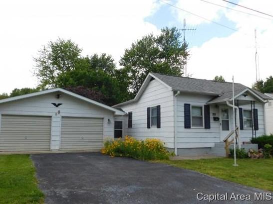 1 Story, Residential,Single Family Residence - Virden, IL (photo 1)