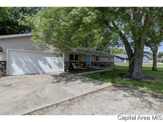 Ranch,1 Story, Residential,Single Family Residence - Glenarm, IL