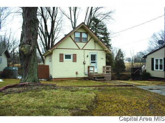 2 Story,A-Frame, Residential,Single Family Residence - Petersburg, IL (photo 1)