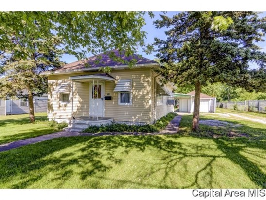 Ranch,1 Story, Residential,Single Family Residence - Virden, IL (photo 1)