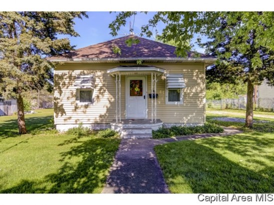 Ranch,1 Story, Residential,Single Family Residence - Virden, IL (photo 2)