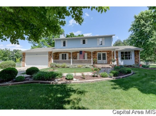 Residential,Single Family Residence, 2 Story - Springfield, IL (photo 1)