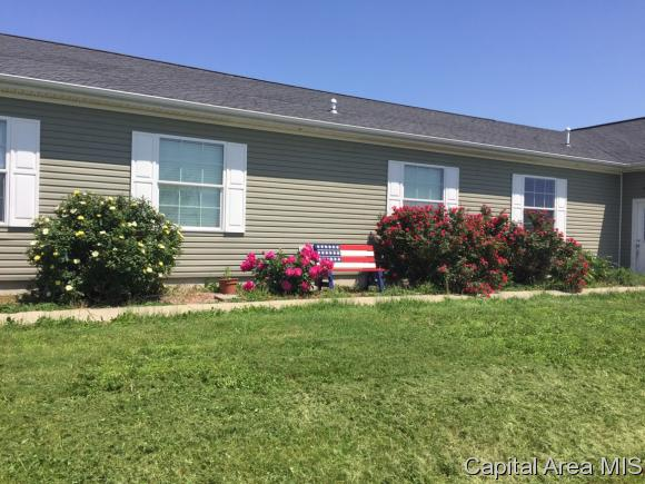 Modular,Ranch, Residential,Single Family Residence - Riverton, IL (photo 3)