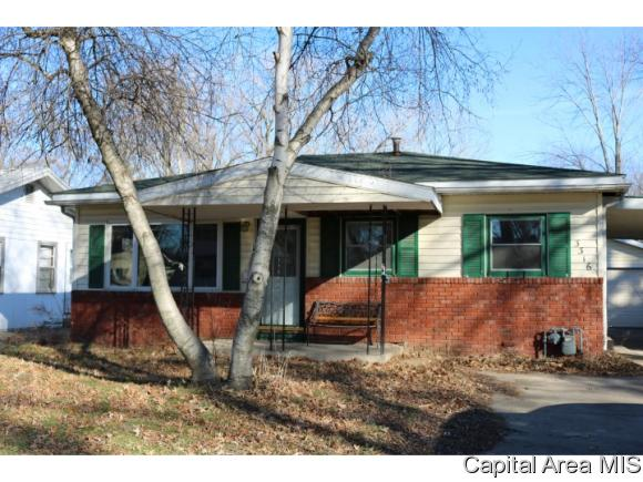 1 Story, Residential,Single Family Residence - Springfield, IL (photo 1)
