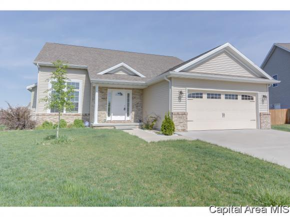 1.5 Story, Residential,Single Family Residence - Chatham, IL (photo 2)