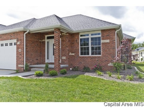 Ranch, Residential,Built As Condo - Springfield, IL (photo 1)