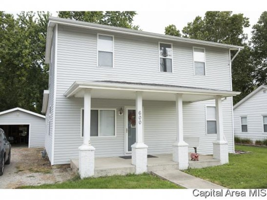 Residential,Single Family Residence, 2 Story - Athens, IL (photo 1)