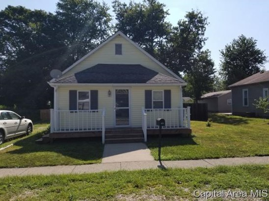 Bungalow,1 Story, Residential,Single Family Residence - Girard, IL (photo 1)