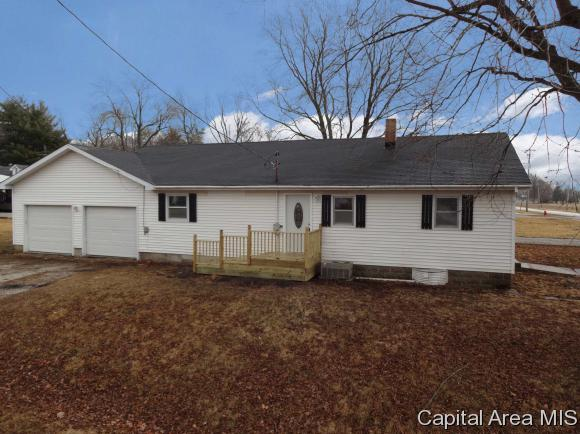 Ranch,1 Story, Residential,Single Family Residence - Waverly, IL (photo 1)